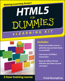 HTML5 eLearning Kit For Dummies