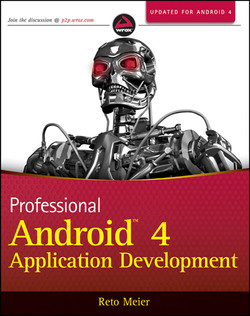 Professional Android 4 Application Development, 3rd Edition