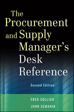 The Procurement and Supply Manager's Desk Reference, + Website, 2nd Edition