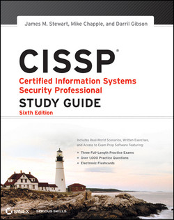 CISSP: Certified Information Systems Security Professional Study Guide, 6th Edition
