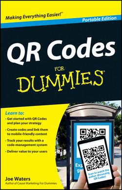 QR Codes For Dummies, Portable Edition