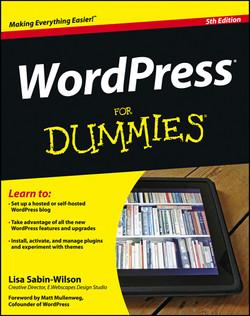 WordPress For Dummies, 5th Edition