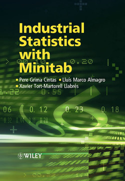 Industrial Statistics with Minitab