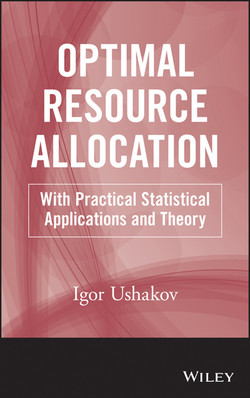 Optimal Resource Allocation: With Practical Statistical Applications and Theory
