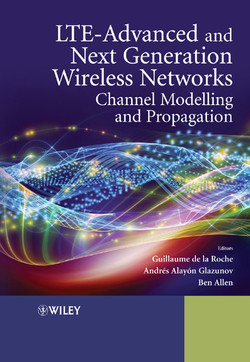 LTE-Advanced and Next Generation Wireless Networks: Channel Modelling and Propagation
