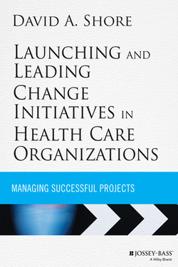 Launching and Leading Change Initiatives in Health Care Organizations: Managing Successful Projects
