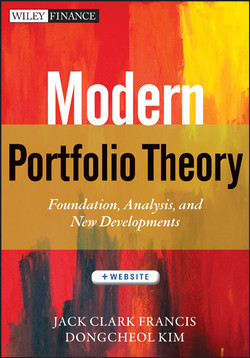 Modern Portfolio Theory: Foundations, Analysis, and New Developments, + Website