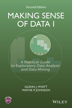 Making Sense of Data I: A Practical Guide to Exploratory Data Analysis and Data Mining, 2nd Edition