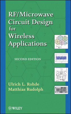 RF/Microwave Circuit Design for Wireless Applications, 2nd Edition