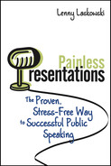 book cover: Painless Presentations