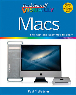 Teach Yourself VISUALLY Macs, 3rd Edition