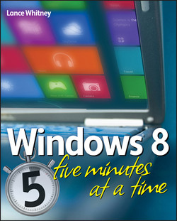 Windows 8 Five Minutes at a Time