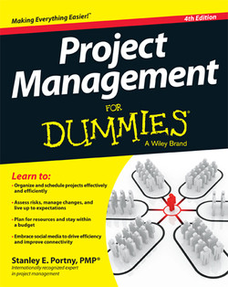 Project Management For Dummies, 4th Edition