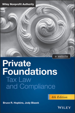 Private Foundations: Tax Law and Compliance, 4th Edition