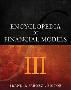 Encyclopedia of Financial Models III