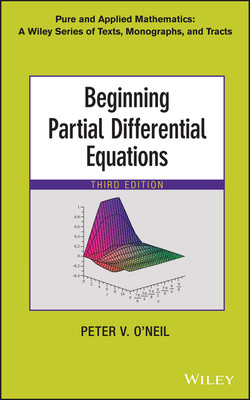 Beginning Partial Differential Equations, 3rd Edition