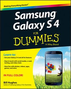 Samsung Galaxy S 4 For Dummies