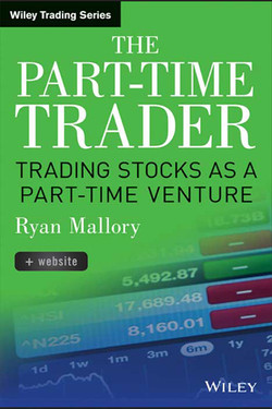 The Part-Time Trader: Trading Stock as a Part-Time Venture, + Website