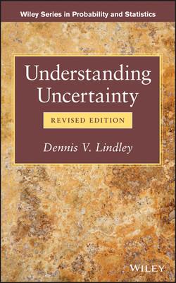 Understanding Uncertainty, Revised Edition