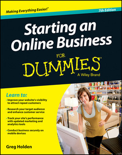 Starting an Online Business For Dummies, 7th Edition
