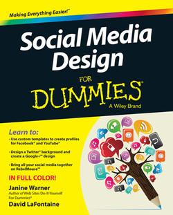 Social Media Design For Dummies
