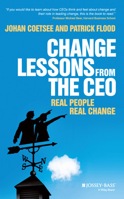 Change Lessons from the CEO: Real People, Real Change