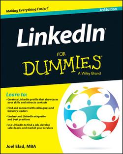 LinkedIn For Dummies, 3rd Edition