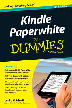 Kindle Paperwhite For Dummies, 2nd Edition