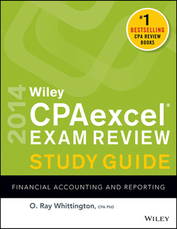Wiley CPAexcel Exam Review 2014 Study Guide, Financial Accounting and Reporting