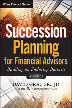 Succession Planning for Financial Advisors: Building an Enduring Business, + Website