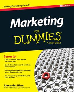 Marketing For Dummies, 4th Edition
