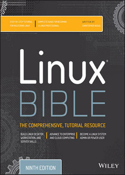Linux Bible, 9th Edition