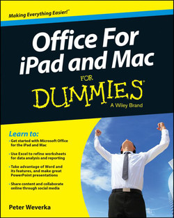 Office for iPad and Mac For Dummies