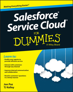 Salesforce® Service Cloud® For Dummies®