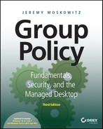 Cover of Group Policy