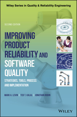 Improving Product Reliability and Software Quality, 2nd Edition