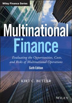 Multinational Finance, 6th Edition