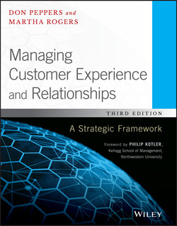 Managing Customer Experience and Relationships, 3rd Edition