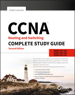 CCNA Routing and Switching Complete Study Guide, 2nd Edition