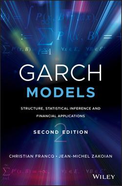 GARCH Models, 2nd Edition