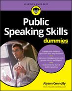 book cover: Public Speaking Skills For Dummies