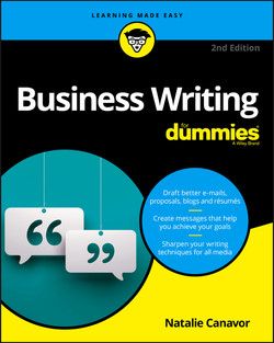 Business Writing For Dummies, 2nd Edition