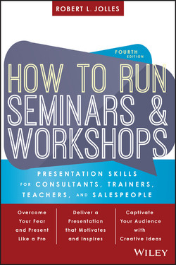 How to Run Seminars and Workshops, 4th Edition