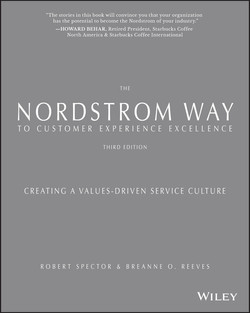 The Nordstrom Way to Customer Experience Excellence, 3rd Edition