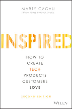 INSPIRED, 2nd Edition