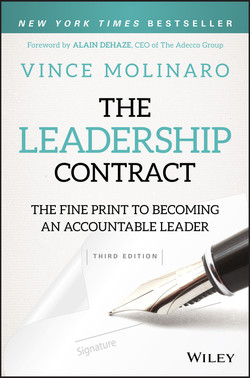 The Leadership Contract, 3rd Edition