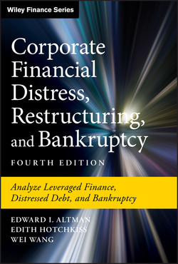 Corporate Financial Distress, Restructuring, and Bankruptcy, 4th Edition