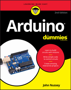 Arduino For Dummies, 2nd Edition