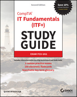 CompTIA IT Fundamentals (ITF+) Study Guide, 2nd Edition