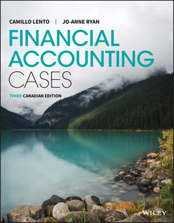 Financial Accounting Cases, 3rd Edition